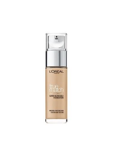 L'Oréal Paris True Match 3D3W Beige Dore Fondöten 30 ml Ten